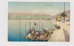 Salo' (BS)  Lavandaie  - F.p. - Anni '1905-'08 - Brescia