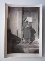 Photo D'un Soldat Dépôt Du 10e Génie à Besançon 1939 - Guerre 1939-45