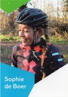 Cyclisme, Sophie De Boer - Radsport