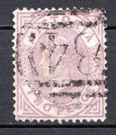 VICTORIA - (Colonie Britannique) - 1884-86 - N° 85 Et 86 - (Lot De 2 Valeurs Différentes) - (Victoria) - Used Stamps