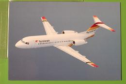 TYROLEAN AIRWAYS - FOKKER 70 / Avion / Airplane / Flugzeug / Avation - 1946-....: Modern Era