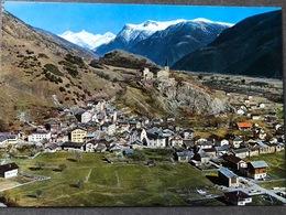 Raron Wallis Bordelhorn Und Glishorn - VS Valais