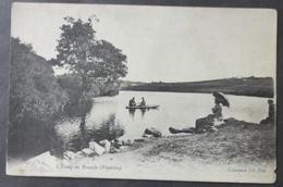 CPA 29 DIRINON ( Près LANDERNEAU ) - L'étang Du Rouazle ( Roual ) - ND 89 - Réf. N 136 - Autres Communes