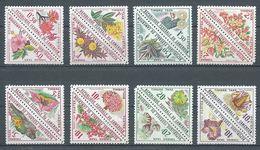 Cameroun Timbres-taxe YT N°35/50 Fleurs (Paires Se-tenant) Neuf ** - Cameroun (1960-...)