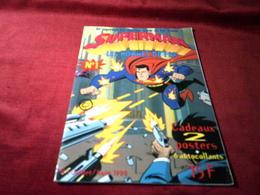 SUPERMAN  N° 1   LES HOMMES DE FER    (1998 ) COMPLET AVEC AUTOCOLLANTS  ET POSTER - Superman