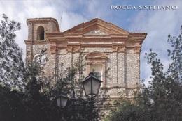 (C100) - ROCCA SANTO STEFANO (Roma) - Chiesa Di Santa Maria Assunta - Roma