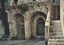 (C106) - TERRACINA (Latina) - Un Particolare Di Un Palazzo Della Città Antica - Latina