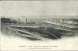 EPERNAY  -- Vue Prise Du Château De Pekint                               -- Collection Champagne Mercier - Epernay