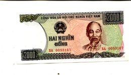 VIETNAM 2000 1987 UNC 1.95 - Vietnam