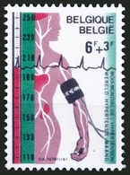 Health, BP Instruments, Heart, Medicine, Belgium 1978 MNH - Medizin