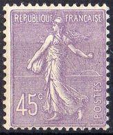 FRANCE ( POSTE ) S&M  N° 197  TIMBRE  NEUF  SANS  TRACE  DE  CHARNIERE , A  VOIR . R 7 - 1903-60 Semeuse Lignée