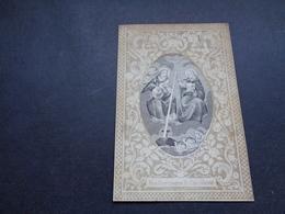 Devotieprentje ( 1505 )  Image Pieuse Religieuse - Images Religieuses