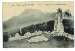CPA 38 GRENOBLE LA TOUR SANS VENIN - Grenoble