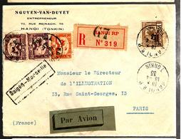 30810 - Cachet SAIGON MARSEILLE - Indochine (1889-1945)
