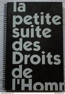 Petite Suite Des Droits De L'Homme - 7 Télécates Neuves Dans Son Livret Neuf - 5000 Ex - 1989
