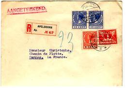 30816 - Pour La France - Periodo 1891 – 1948 (Wilhelmina)