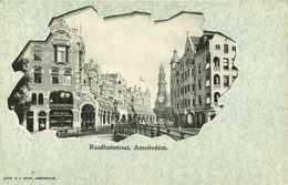 Fantaisie Raadhuisstrat Amsterdam RV - Amsterdam