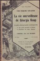 La Vie Merveilleuse De Gëorgia Knap, De Max Taillefer. - Champagne - Ardenne