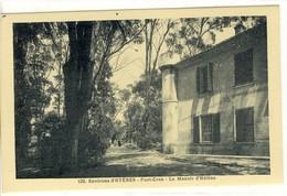 Carte Postale Ancienne Ile De Port Cros - Le Manoir D'Hélène - Other Municipalities