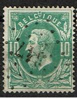 30  Obl  LP 347  Scheldenwinkke + 30 - 1869-1883 Léopold II