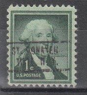 USA Precancel Vorausentwertung Preo, Locals New York, Saint Bonaventure 736 - Estados Unidos