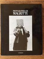 (surréalisme) René MAGRITTE : Photographies De Magritte. Contrejour, 1982. - Art