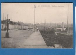 CHERBOURG LA GARE MARITIME - Cherbourg