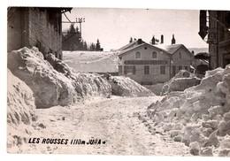 Les Rousses (39 Jura) Le Village L'hiver  1954 (PPP22469) - Autres Communes