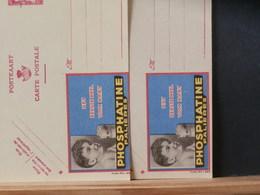 A12/174 PUBLICEL 623  VERSCHOVEN DRUK - Postwaardestukken