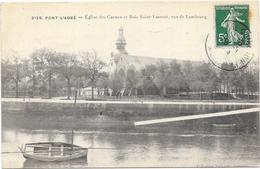 PONT L'ABBE : EGLISE DES CARMES - Pont L'Abbe