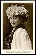 Romänische Braut Aus Broos, 1916,Mireasa Romana Din Orastie,Szaszvaros, Hunedoara, Siebenbürgen - Romania