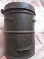 Boite Masque A Gaz Armée Allemande WW1 - 1914-18