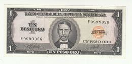 Dominican Republic  P.108 1 Peso 1978 Unc - Dominicana