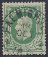 "émission 1869 - N°30 Obl Relais ""Falmignoul"" / COBA : 15 - 1869-1883 Leopold II"