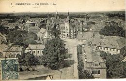 France Carte Postale Postcard Haguneau Vue Genrale Eglise  Cad Bas Rhin 1931 BE - Guerre De 1939-45