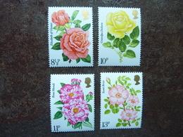 1976 Centenary Of Royal National Rose Society   SG = 1006 / 1009 ** MNH - 1952-.... (Elizabeth II)
