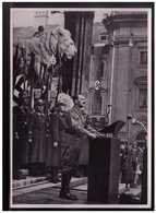 DT- Reich (008828) Propaganda Sammelbild Adolf Hitler Bild 30, 9.11.1934 In München - Germania