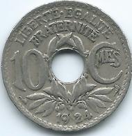 France - 10 Centimes - 1924 - KM866a - France
