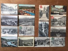 38 - GRENOBLE - Lot De 15 Cartes Postales Anciennes - 5 - 99 Postcards