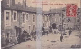 CPA  SAINT-MIHIEL  UNE CORVEE DE PAIN - Saint Mihiel