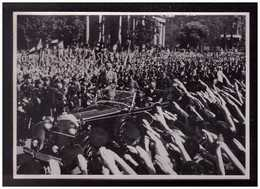 DT- Reich (008871) Propaganda Sammelbild Adolf Hitler Bild 79, Am Tag Der Nationalen Arbeit 1934. - Germania