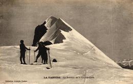 LA VANOISE -73- LE SOMMET DE LA GRANDE CASSE - Pralognan-la-Vanoise