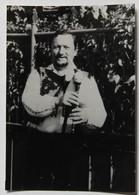 Photographie Originale Nikola Atanasov Musique Folklorique - Célébrités