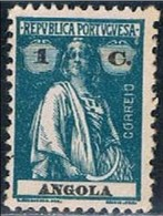 Angola, 1924/5, # 144 Dent. 12x11 1/2, MNG - Angola