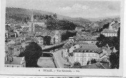 CP 19 Corrèze Tulle Vue Générale 4 LL - Tulle