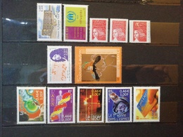 FRANCE - 2001 - N°3415 A 3426 Neuf** - Nuovi
