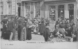 MAUBEUGE Le Marché Aux Cochons - Maubeuge