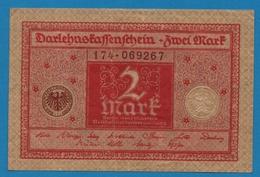 DEUTSCHES REICH 2 Mark01.03.1920# 174.069267 P# 59 - [ 3] 1918-1933 : Weimar Republic