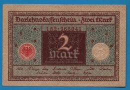 DEUTSCHES REICH 2 Mark01.03.1920# 152.966041 P# 60 - [ 3] 1918-1933 : República De Weimar