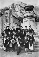 """LARUNS - Chorale """"Les Petits Montagnards  - (CPSM Grand Format) - Laruns"""
